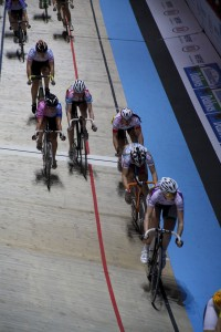 Freeplay Magazine women Korina Huizar Track Cycling Europe