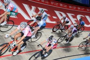Freeplay women magazine Korina Huizar Track Cycling Europe