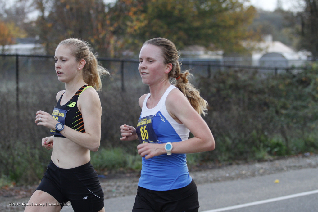 Tori Tyler racing CIM 2014