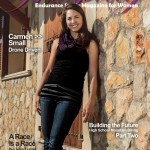 Freeplay magazine Carmen Small Cover