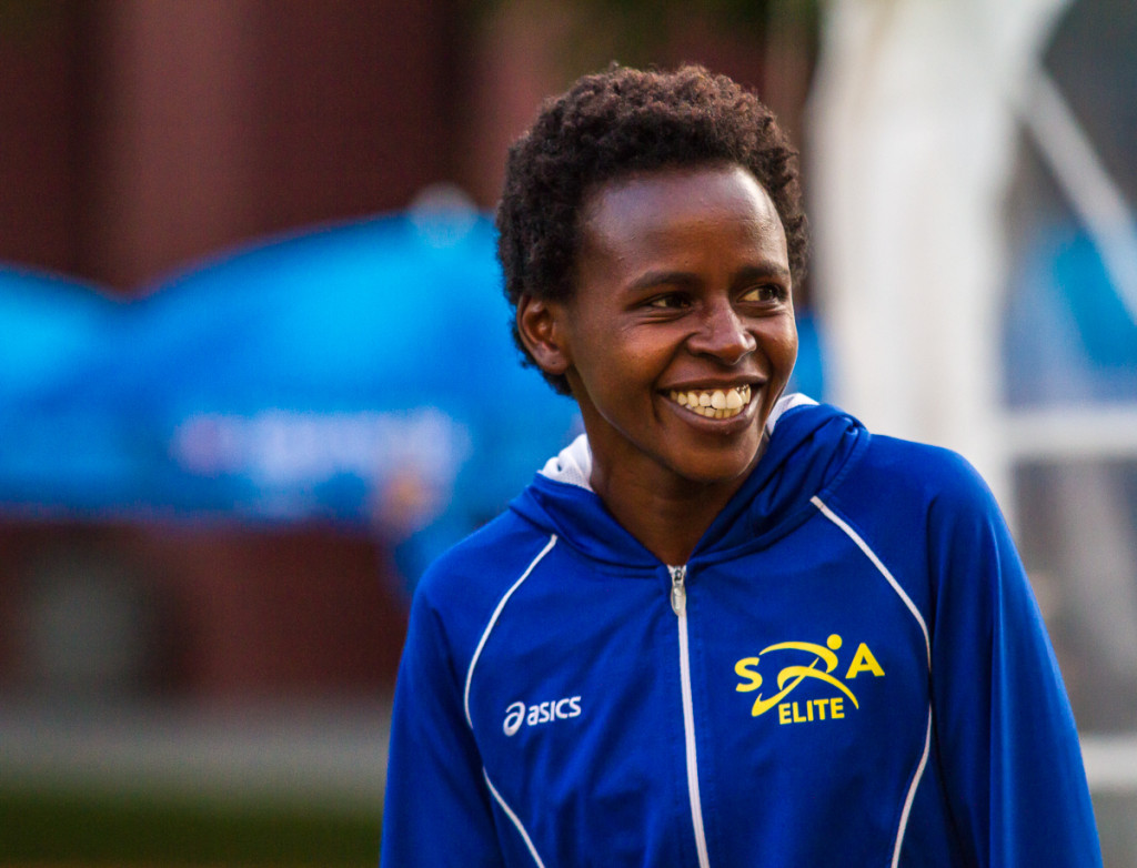 Jane Kibii SACTOWN Freeplay Women Sport Running