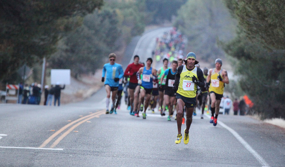 California International Marathon Boasts Strong Field
