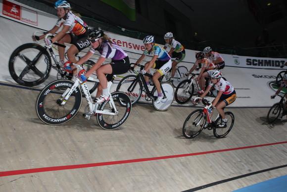 Cycling Freeplay Magazine Women's Track Germany Bremen SixDays