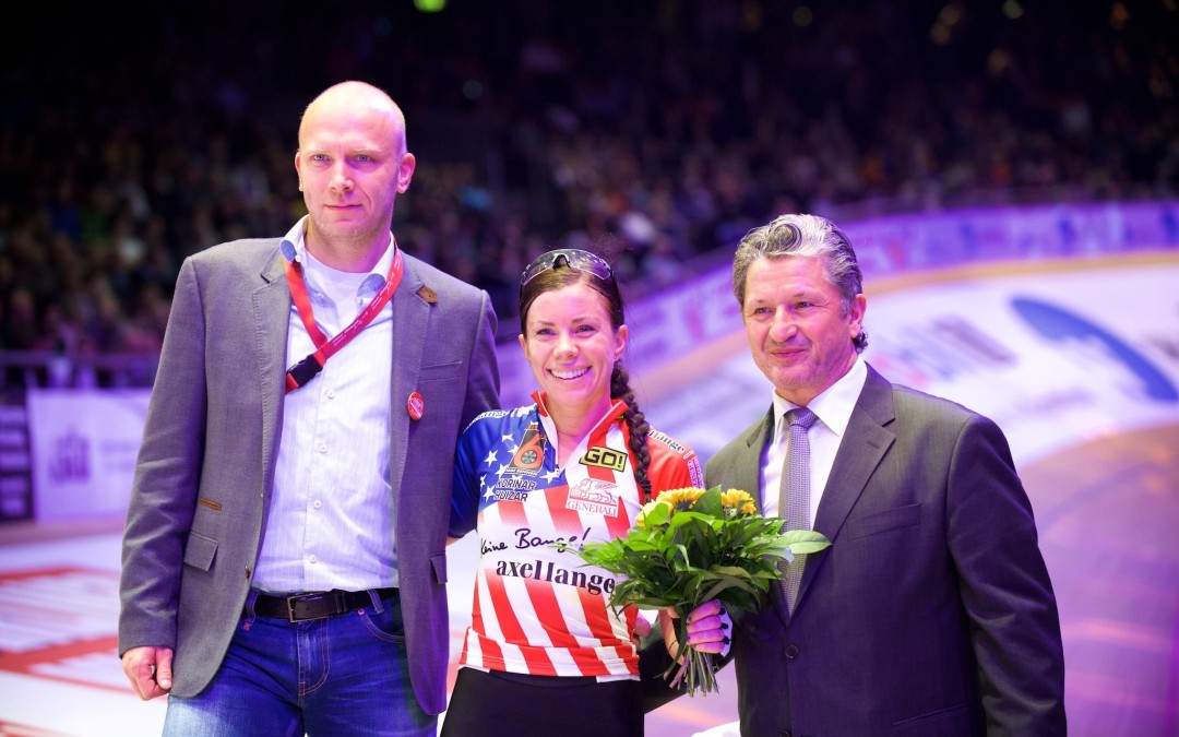 Berlin Six Day Part 2 – Korina Huizar