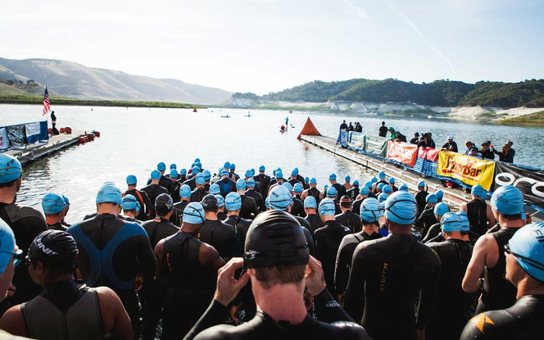 Wildflower Swim Start Freeplay Magazine Womens Triathlon