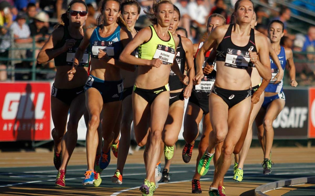 USA Outdoor Track & Field Championships Return to Sacramento in 2017