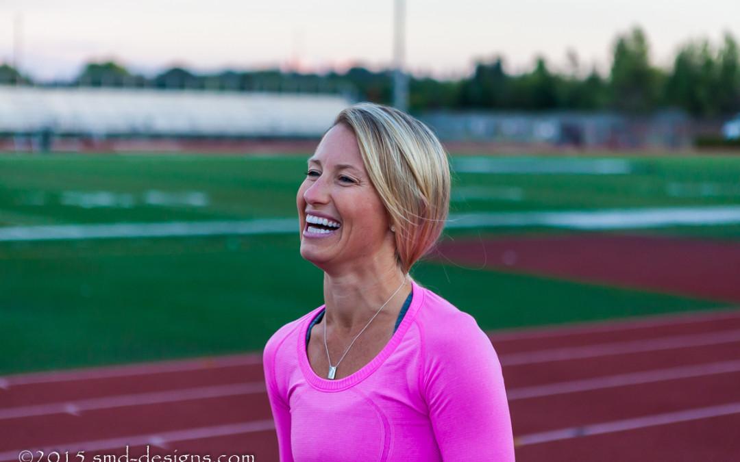 Kelly Booth Eyes a Marathon PR