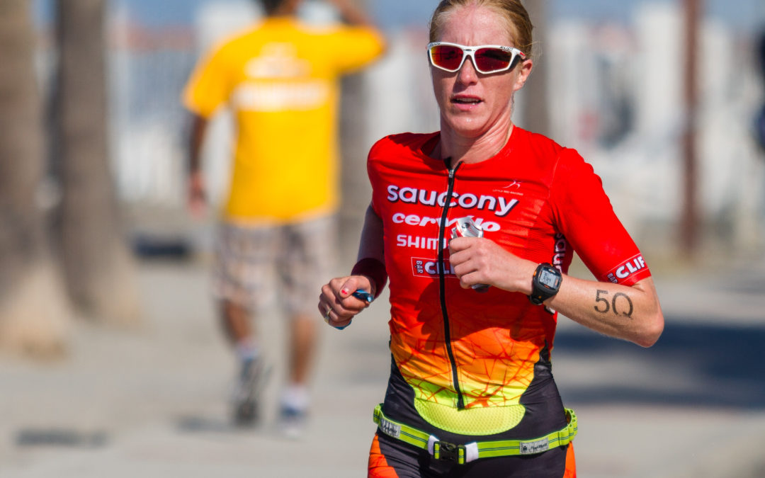 Sarah Piampiano Gives Back to the Tri Community