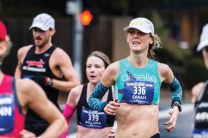 Sarah Mac Robinson Racing California International Marathon CIM Oiselle Olympic Trials Qualifier