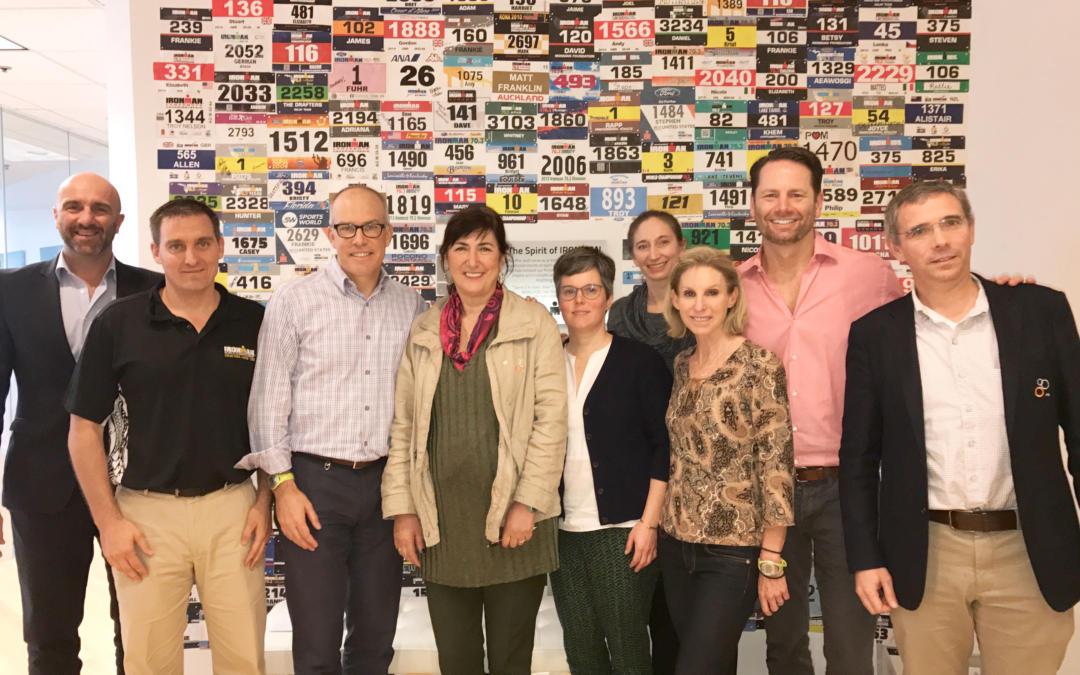 Ironman and International Triathlon Union Agree to Historic Partnership