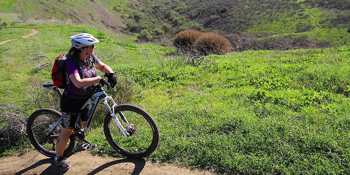 Mountain Biking San Clemente