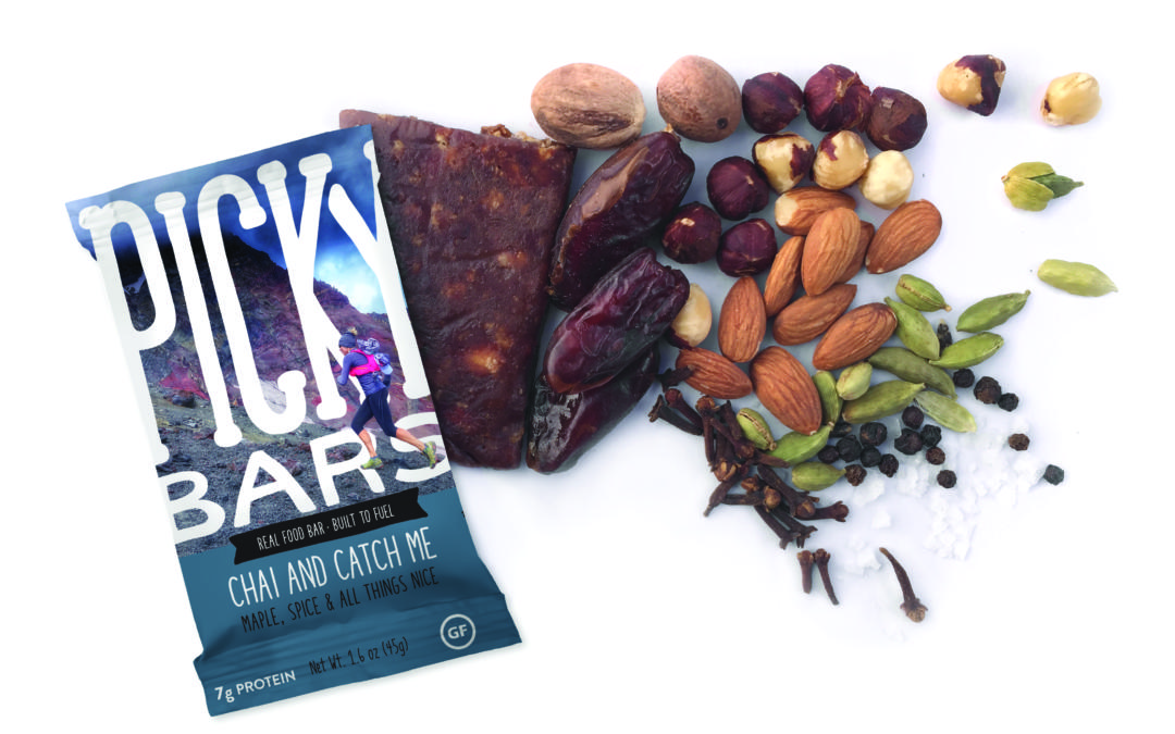 Picky Bars Launches New Chai-Inspired Flavor With Maple, Spice & All Things Nice.