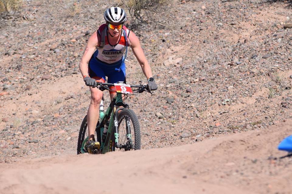 XTERRA veteran Suzie Snyder earns the top step of the podium at the 2nd annual XTERRA Argentina Championship